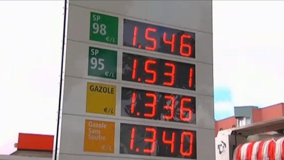 Prix des carburants : le site du gouvernement défaillant ?