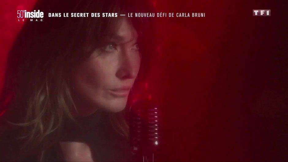 Carla Bruni s'attaque aux States