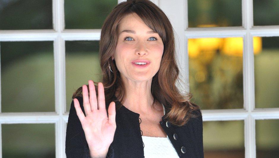 Carla Bruni Sarkozy : pourquoi a-t-elle choisi le prénom Giulia ?