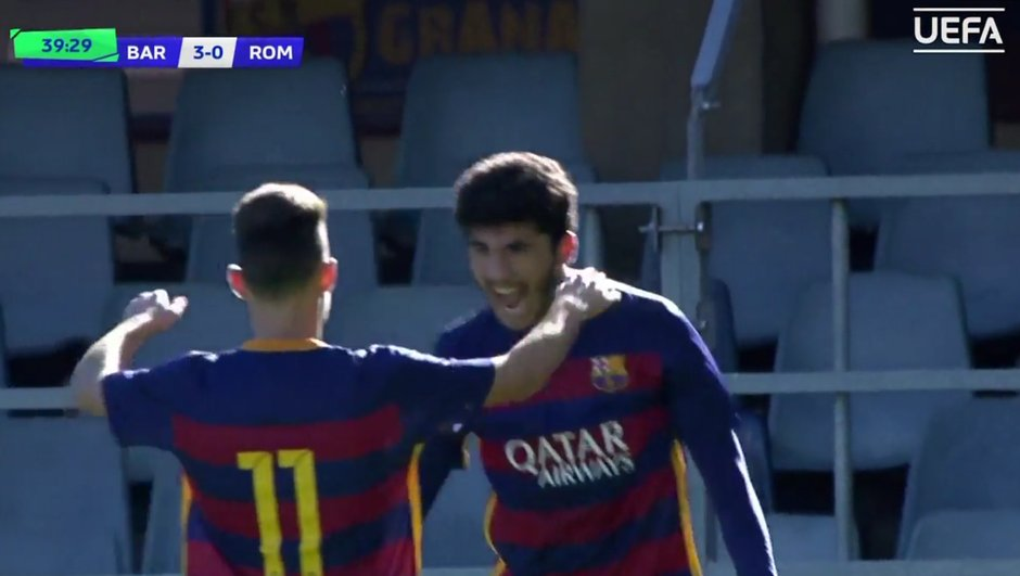 Vidéo FC Barcelone : Le sublime but de Carles Alena en Youth League