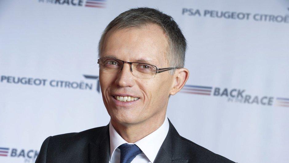 """PSA Peugeot Citroën dévoile le plan quinquennal """"Back in the Race"""""""