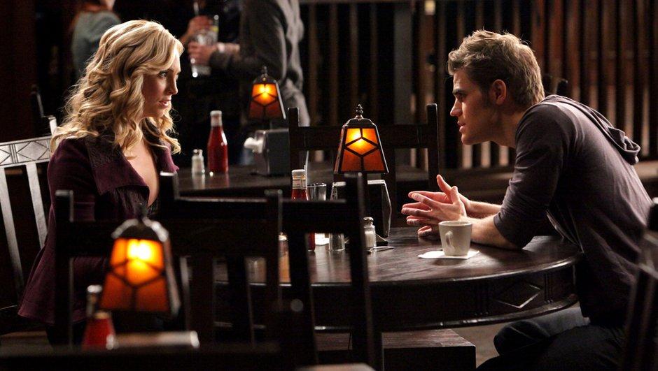Vampire Diaries, saison 7 : Stefan et Caroline bientôt parents ?
