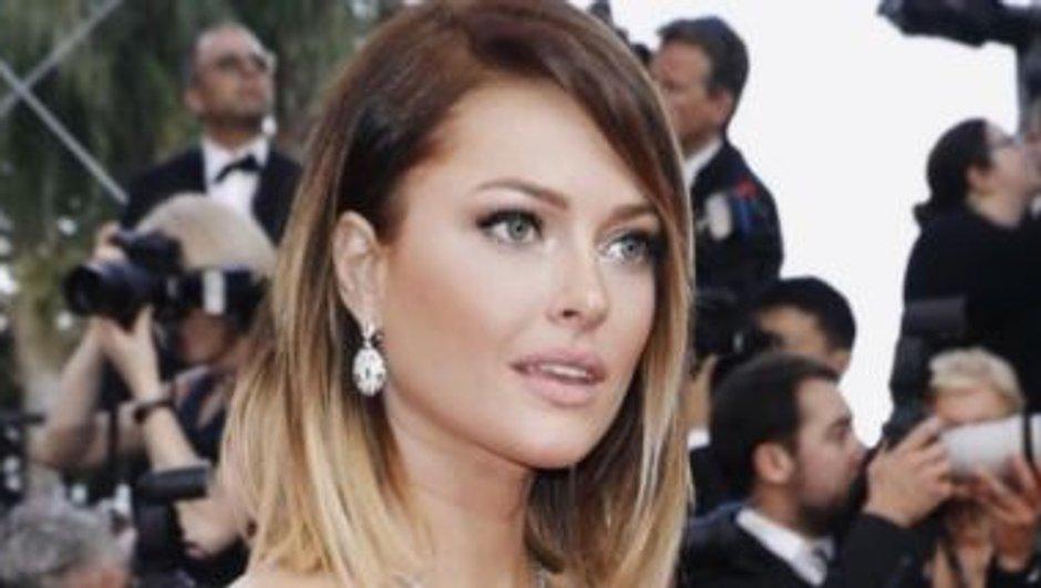 Caroline Receveur éblouissante au Festival de Cannes