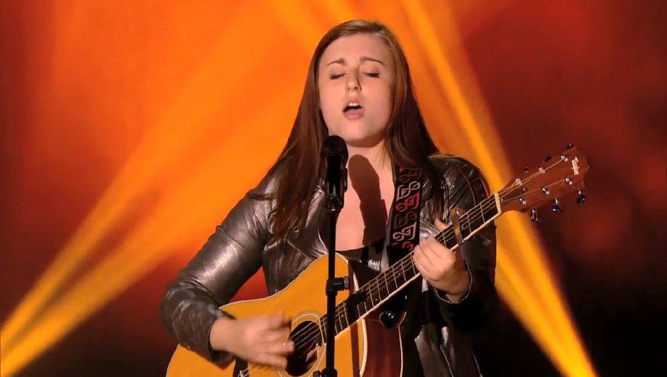 """The Voice 3 : Caroline Savoie éblouissante sur """"Ain't no sunshine"""""""