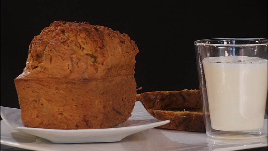 Gâteau à la carotte