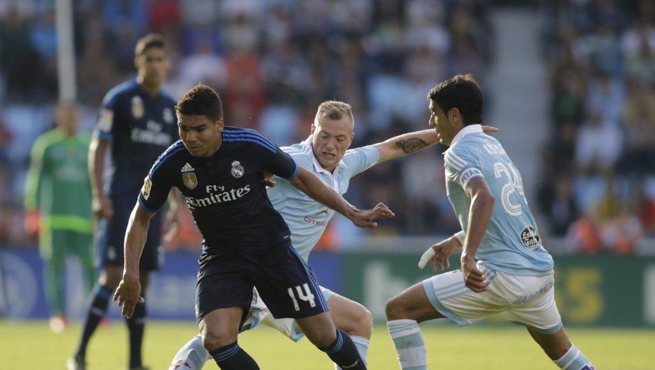 Deux clubs veulent arracher Casemiro au Real Madrid pour 50M d'euros