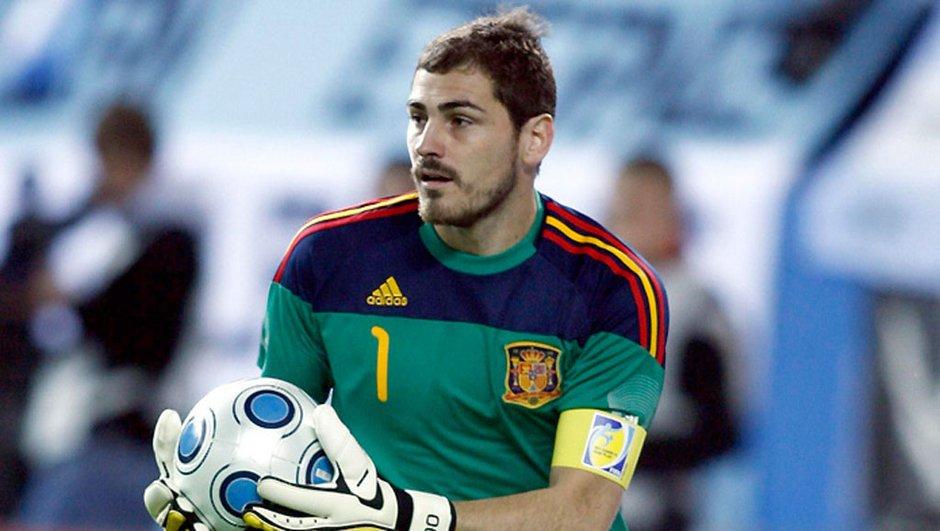 Casillas élu meilleur gardien de la Coupe du Monde