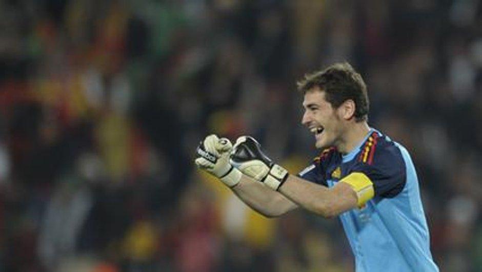 Casillas, l'homme qui tombe à pic