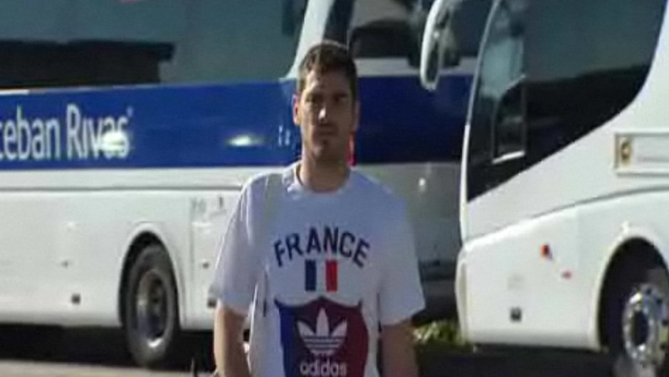 Insolite : Casillas se moque-t-il des Bleus ?