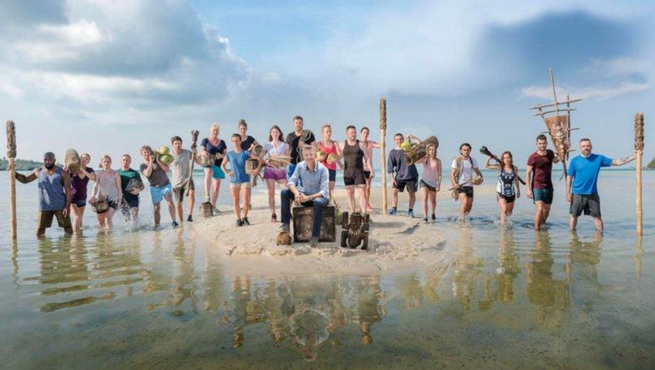 Découvrez les visages des 20 aventuriers de l'île au trésor !