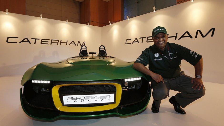 Caterham à vendre pour 432 millions d'euros ?