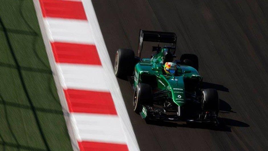 F1 : Caterham sera au GP d'Abu Dhabi. Mais avec quels pilotes ?