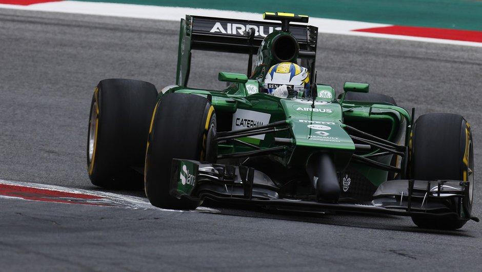 F1 : l'écurie Caterham revendue à un groupe d'investisseurs