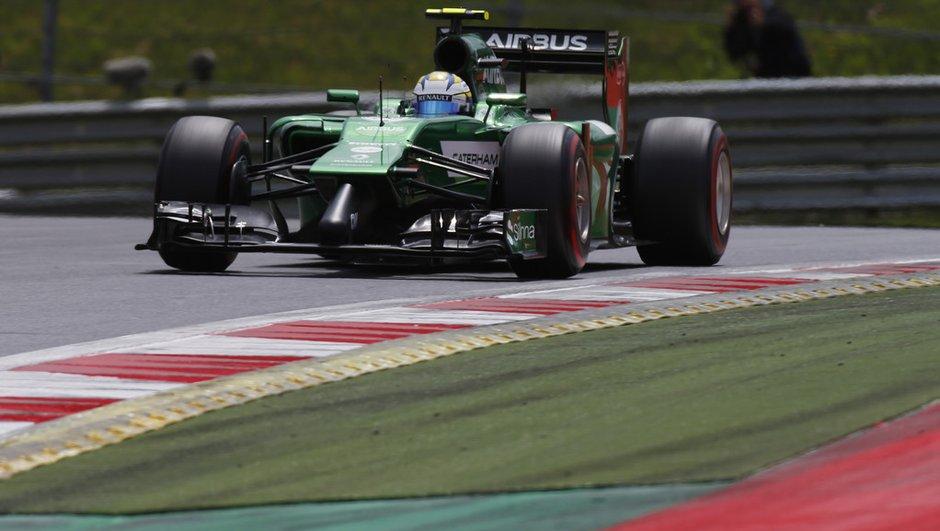 F1 : Au revoir Caterham, bonjour Forza Rossa ?