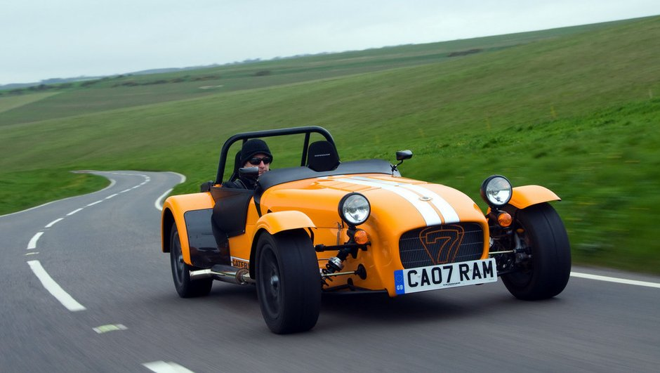 Caterham Seven SuperSport : une anglaise atypique