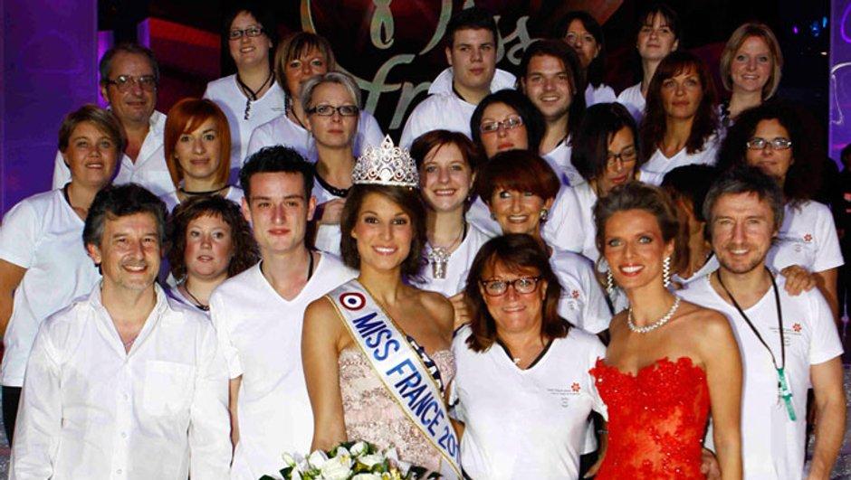 Miss France 2012 : dans l'intimité des Miss...