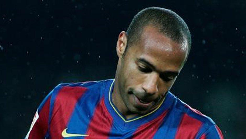 Transfert : Thierry Henry, de Barcelone à New York