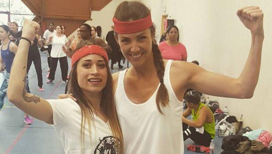 Quand Cécilia (Koh Lanta Johor) rencontre Manuella, ambiance dancing queens !