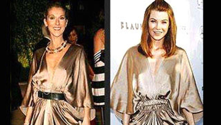 Ellen Pompeo vs. Celine Dion