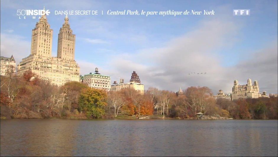 Central Park : un cadre culte pour le 7eme art