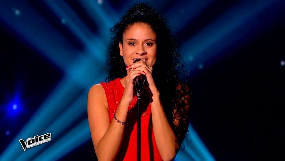 The Voice  4 - Cerise, la Reine des Neiges Cerise, est éliminée, comme Mariella, Maax et Neya...