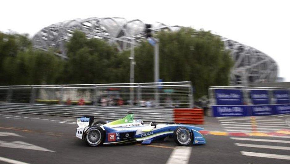 Formule E - ePrix Pékin 2014 : Di Grassi remporte la première course
