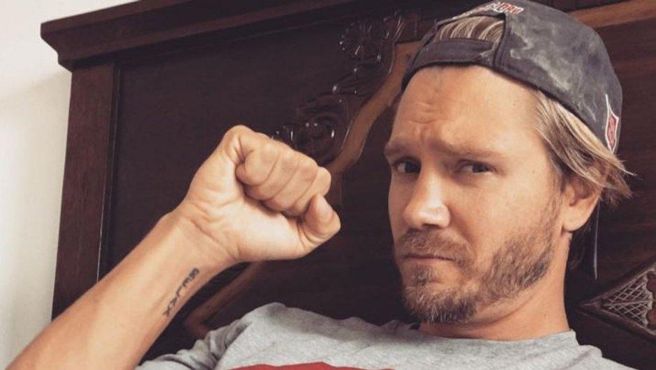Les Frères Scott : Chad Michael Murray un peu terrifié à l'idée d'avoir une fille