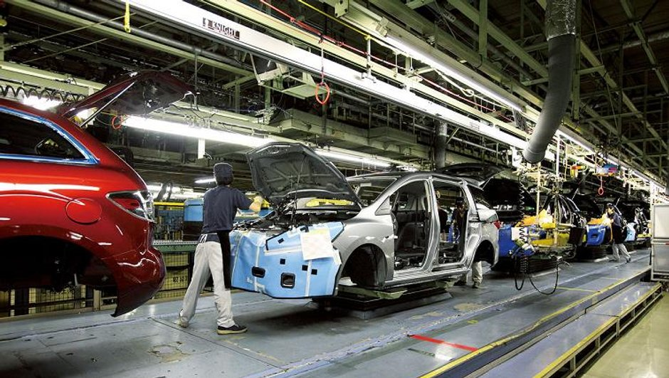 Catastrophe au Japon : réaction en chaîne sur la production automobile