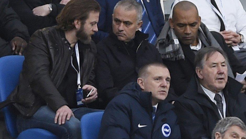 Insolite : José Mourinho a-t-il porté la poisse à Brighton ?