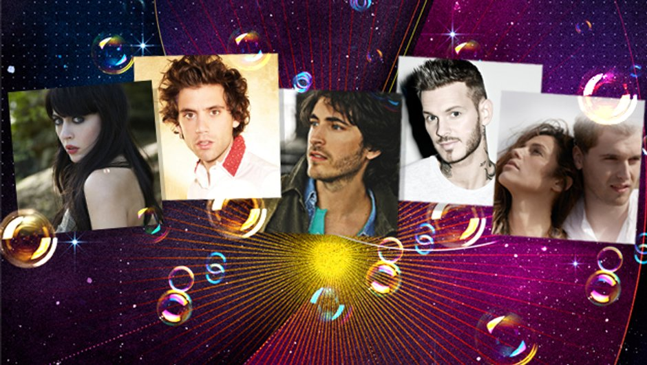 Chanson Francophone de l'année - NRJ Music Awards 2012