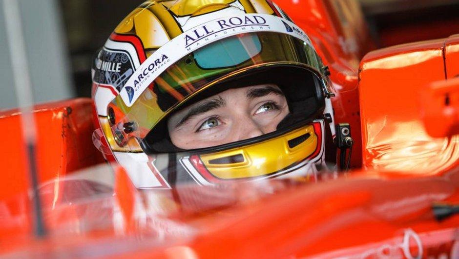 F1 : qui est Charles Leclerc, cet inconnu à l'essai chez Haas ?
