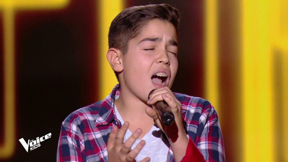 The Voice Kids 6 - Enzo vit son rêve grâce à Soprano (REPLAY)