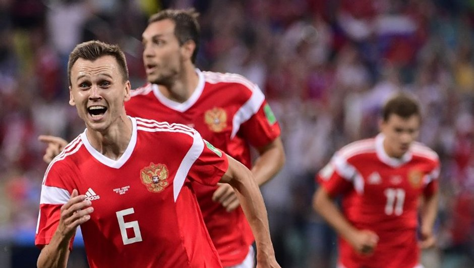 Russie – Croatie : et encore un chef d'œuvre de Cheryshev
