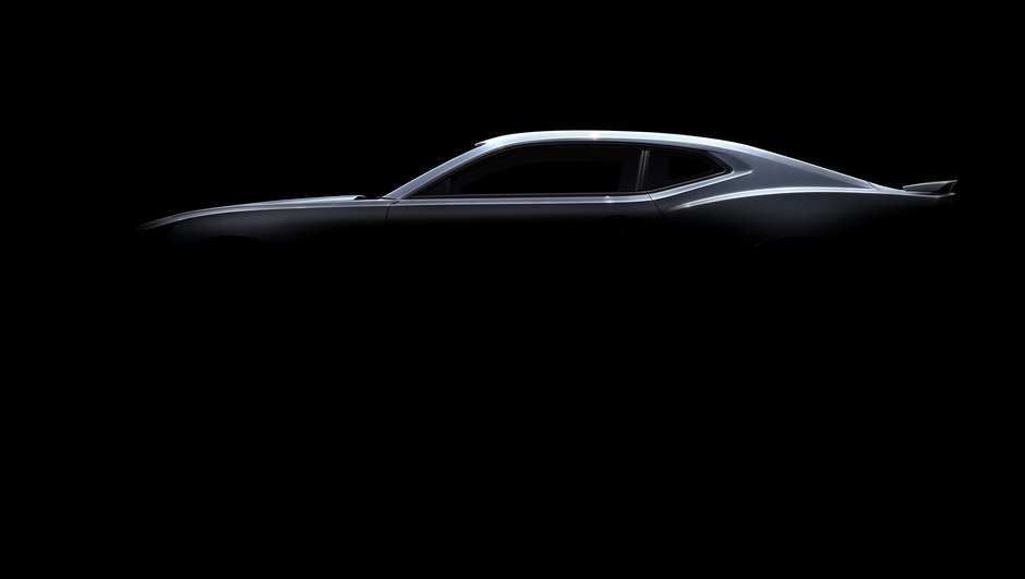 Future Chevrolet Camaro 2016 : les images teasers