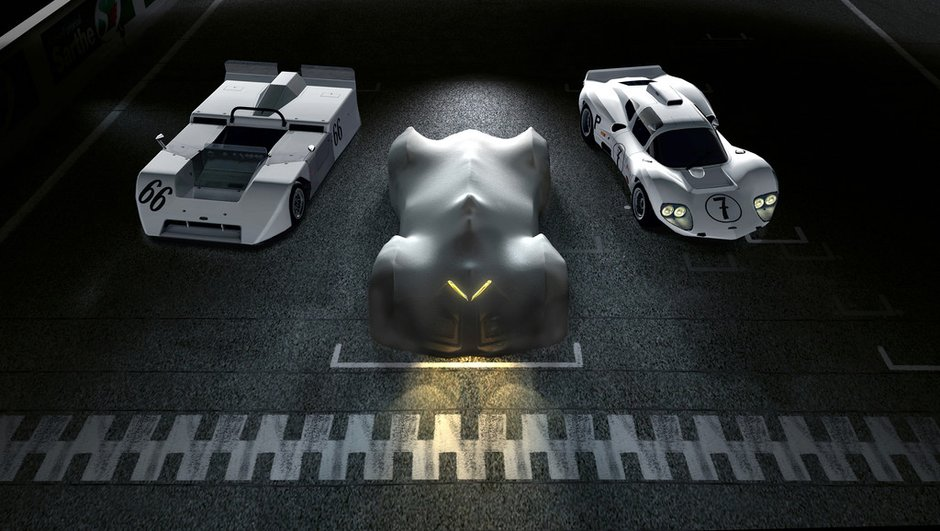 Chevrolet Chaparral 2X VGT Concept : l'histoire continue dans Gran Turismo 6 !