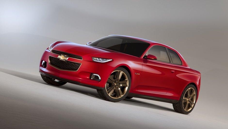 Salon de Détroit 2012 : Chevrolet Code 130R et Chevrolet Tru 140S