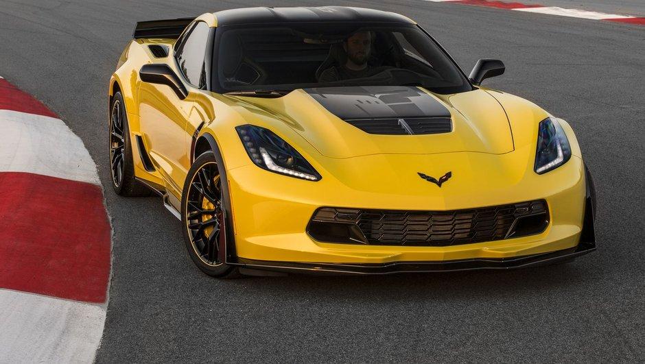 Chevrolet Corvette Z06 C7.R 2015 : 500 exemplaires référence à la compétition