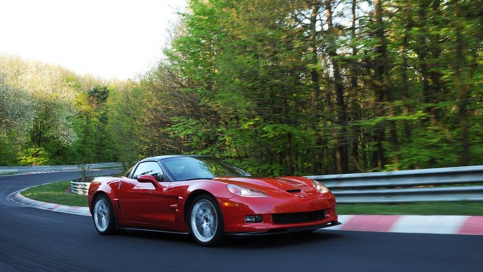 Chevrolet prépare la nouvelle Corvette