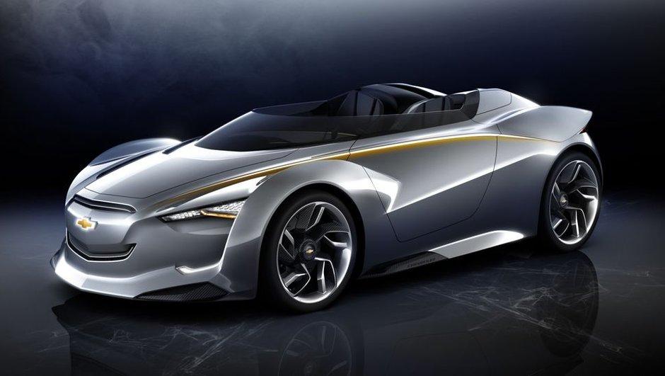 Salon de Séoul 2011 : Chevrolet Miray Concept, le futur maintenant