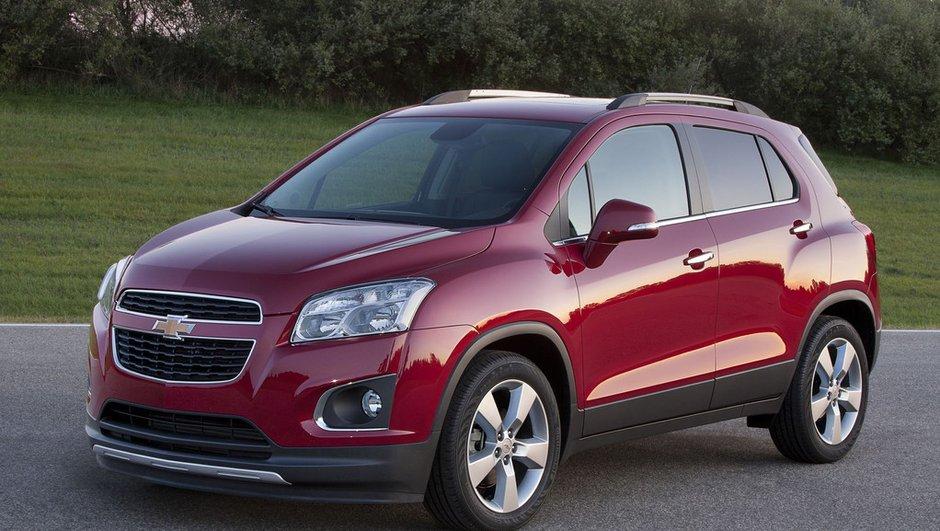 Chevrolet fera ses adieux à l'Europe en 2016