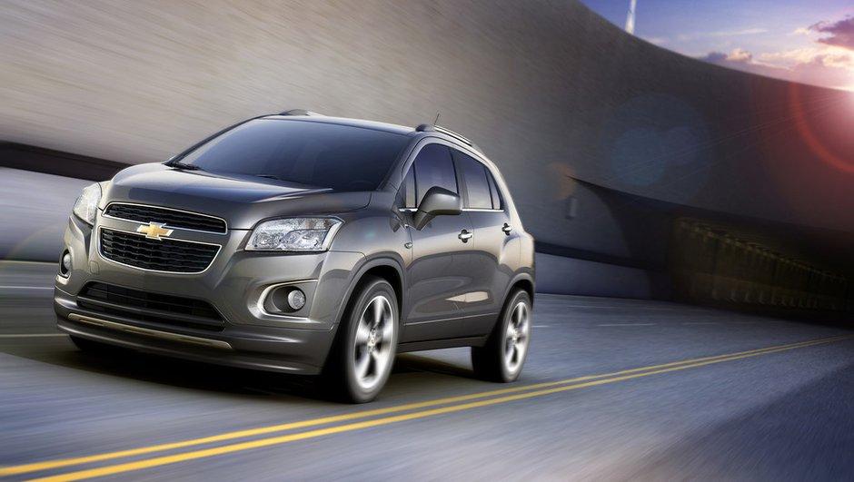 Chevrolet Trax : le SUV compact sauce américaine