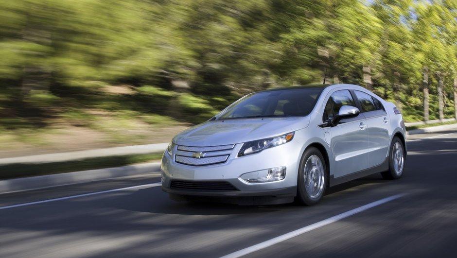 Et la voiture la plus écologique de l'année est...