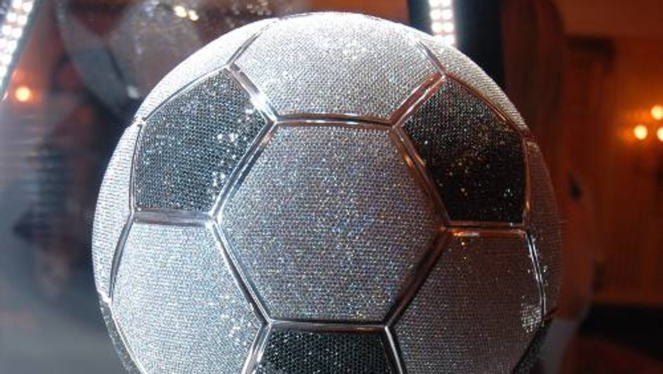 L'objet de la semaine : le ballon bling bling !