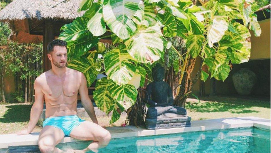 Christian Millette : ses vacances paradisiaques à Bali
