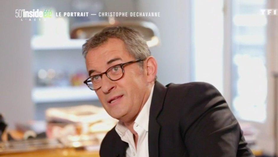 Christophe Dechavanne : découvrez sa première vocation avant d'être animateur