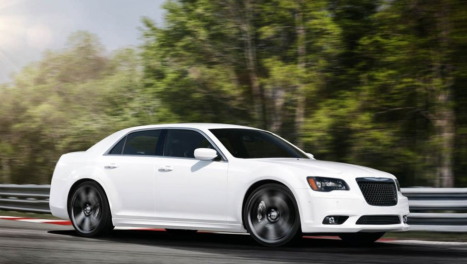 Chrysler 300 SRT8 2011 : future Lancia Thema V8