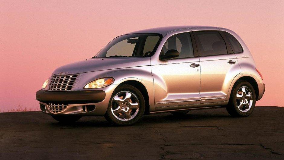 La Chrysler PT Cruiser s'en va après 10 ans de carrière