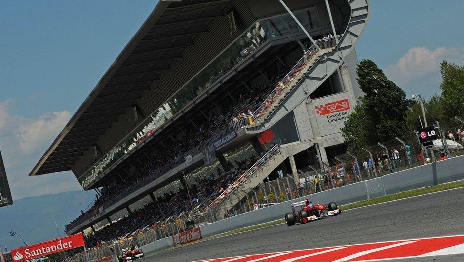 F1 : le GP d'Espagne vu par les pilotes
