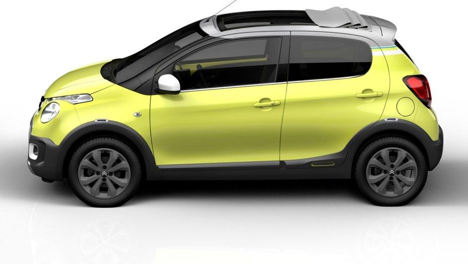 Citroën C1 Urban Ride Concept 2014 : une petite baroudeuse au Mondial