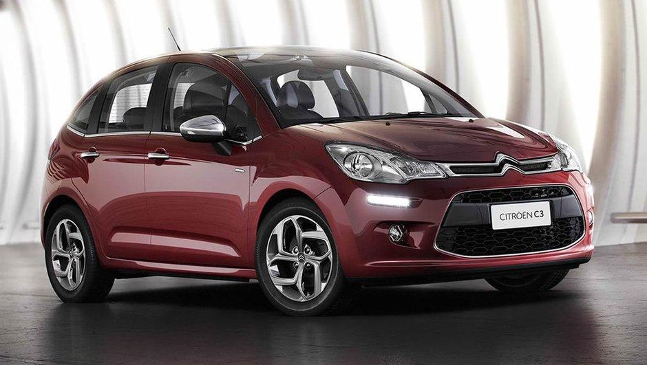 Salon de Genève 2013 : la Citroën C3 restylée y sera